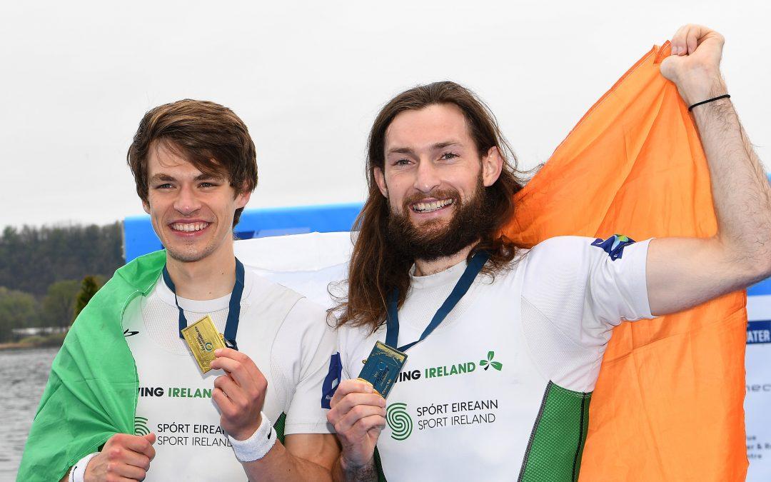 Will Irish Rowers Win Medals in Tokyo?